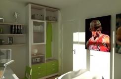 Soba za tinejdžere